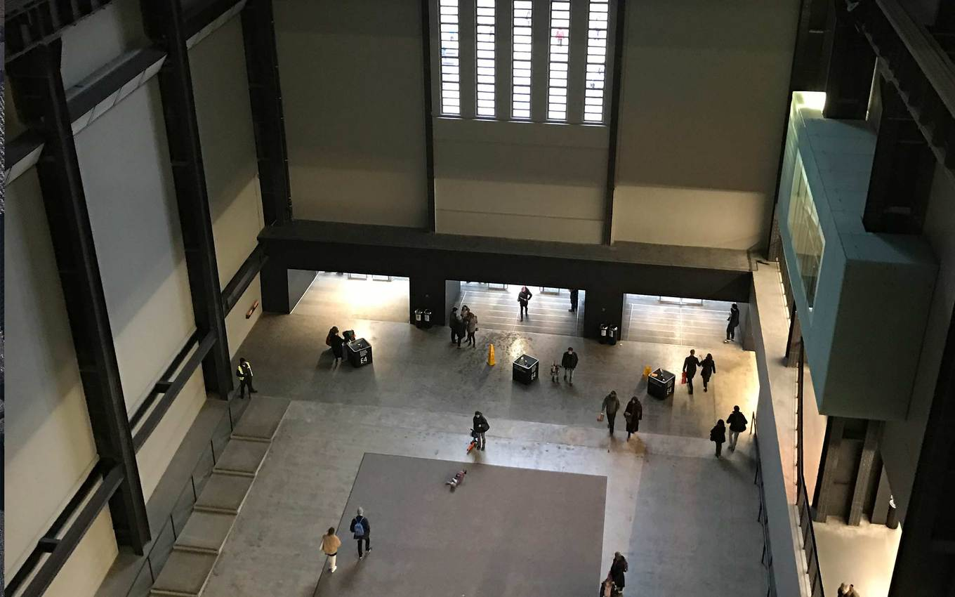 Tate Modern museum in London, England