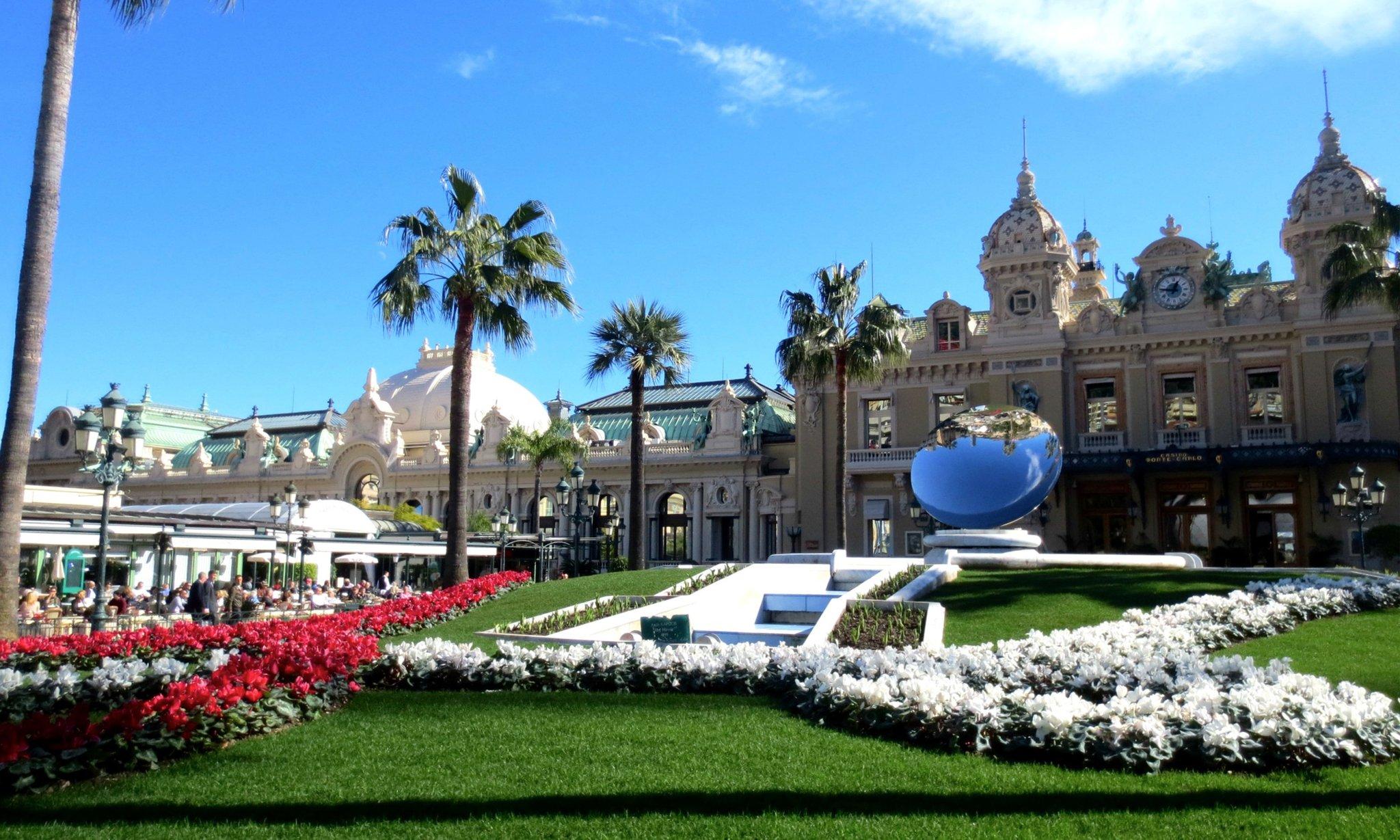 Casino in Monte-Carlo, Monaco