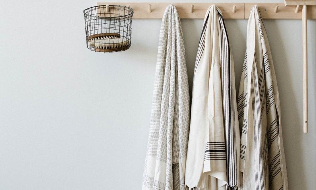 MÛR Turkish towels in Halic and Bergama