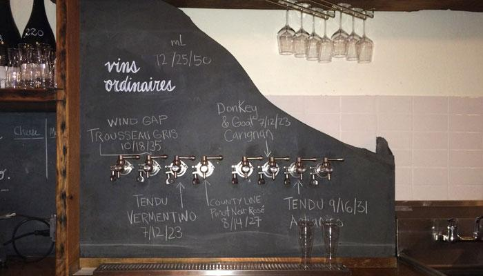 Oakland Local bar in Oakland, California