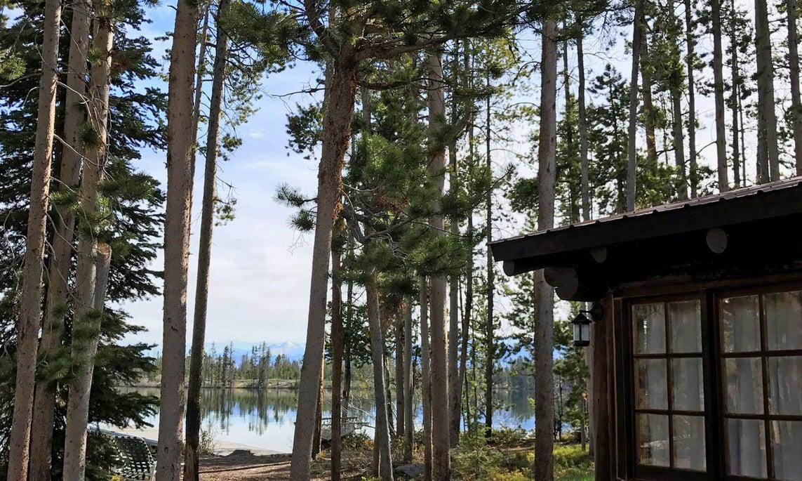 Pettit Lake in Sun Valley, Idaho